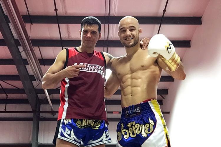 Além de Moraes e Edson, Anderson França treina outras estrelas do MMA: Nova Friburgo em alta nas artes marciais