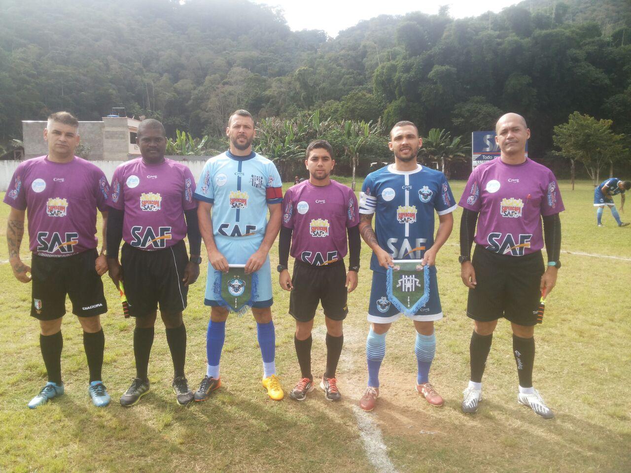 Corujão e Estrela do Mar fizeram duelo equilibrado: segundo jogo sem gols da competição