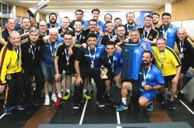 Conquista do Brasileiro em casa garantiu à SEF o direito de jogar o Mundial