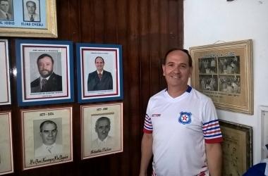 Wagner Faria e a foto na galeria dos ex-presidentes: das arquibancadas para a eternidade