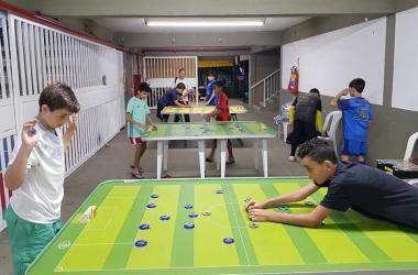Difundir a modalidade entre as crianças continua sendo uma das missões da Associação