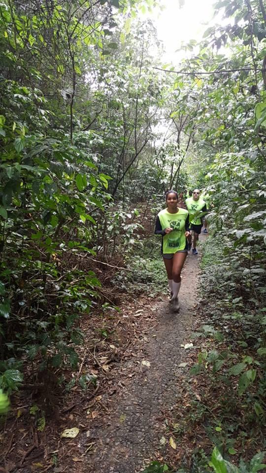 Atletas percorreram trilhas, repletas de desafios e belezas naturais em Nova Friburgo