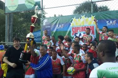 Secretário de Esportes revela projeto para reunir jovens valores e disputar amistoso contra o Friburguense