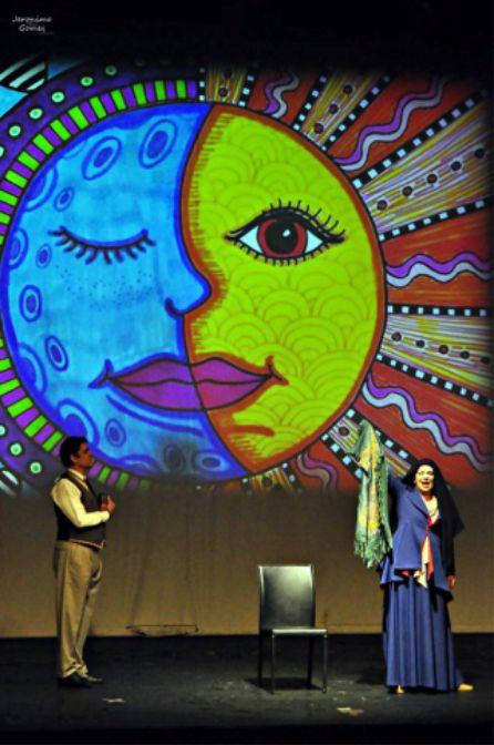 Teatro Municipal tem espetáculo espírita neste sábado