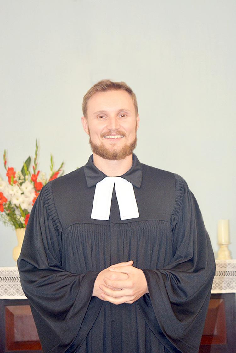 O pastor Gerson Acker é um dos agraciados (Arquivo AVS)