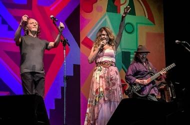 Geraldo Azevedo, Elba Ramalho e Alceu Valença se apresentam juntos em outubro (Reprodução da web)