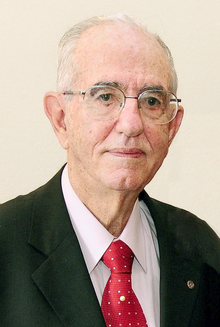 O ex-prefeito Heródoto Bento de Mello