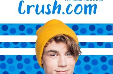 """Jovem friburguense lança livro novo na Bienal: """"Crush.com"""""""