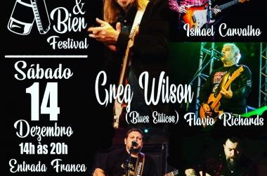 Friburgo terá festival de blues e cerveja no sábado 14