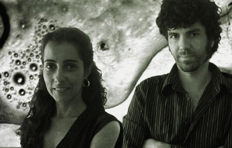 Fernanda Vogas e Xabier Monreal (Divulgação)