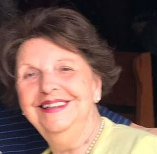 Dona Lea, viúva do doutor Waldir (Álbum de família)