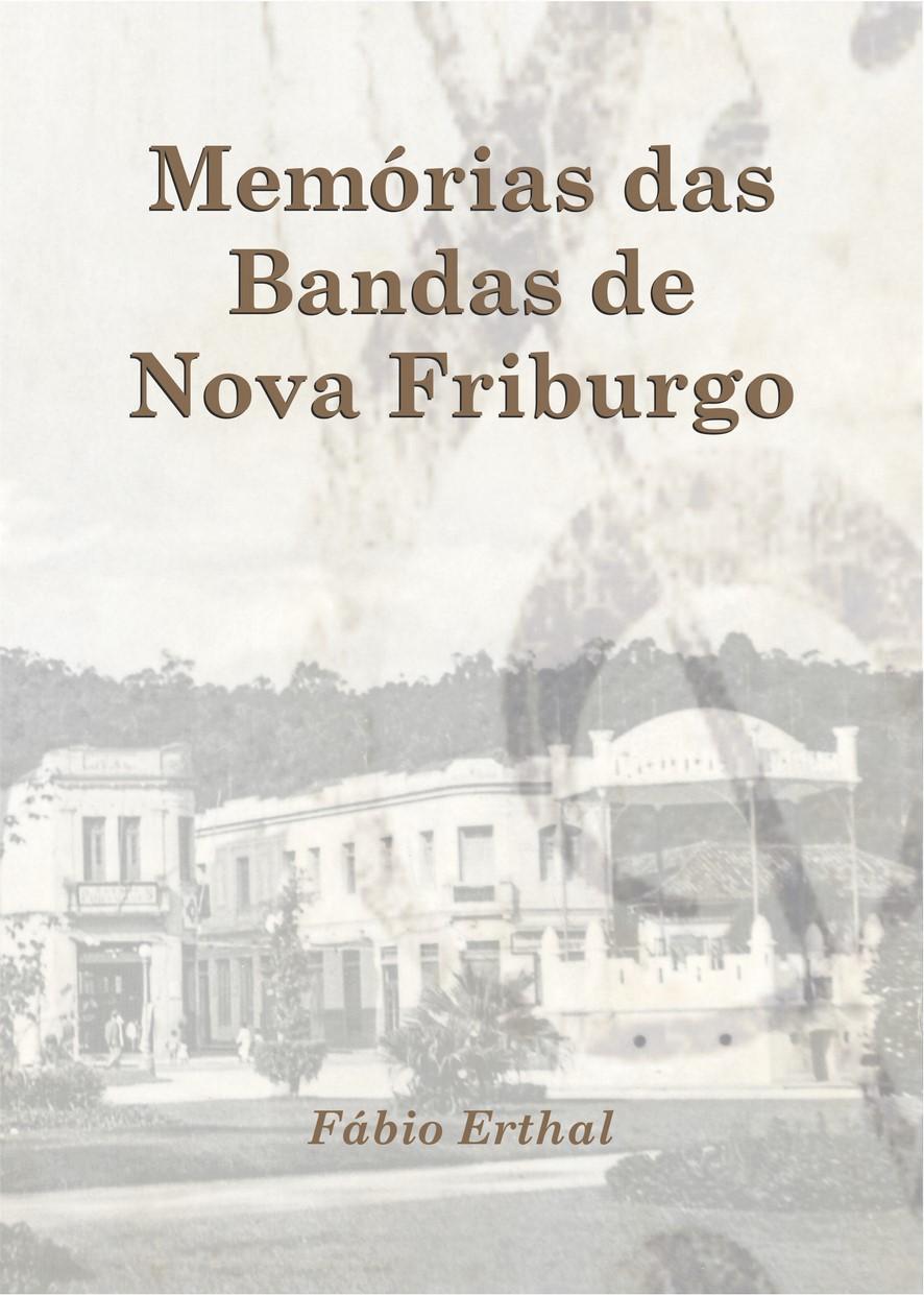 A capa do livro de Fábio Erthal (Reprodução)