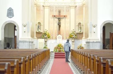 A Catedral de Nova Friburgo (Arquivo AVS)