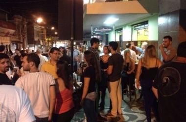 A Rua Monte Líbano (Reprodução da web)