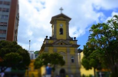 A Catedral de São João Batista (Arquivo AVS/ Henrique Pinheiro)