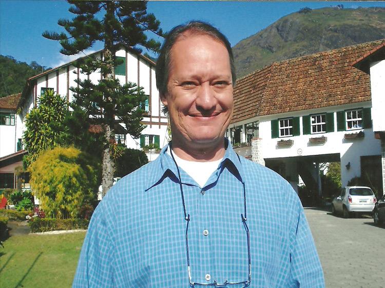 Peter Bucsky: gentileza e alegria em pessoa (Arquivo AVS)