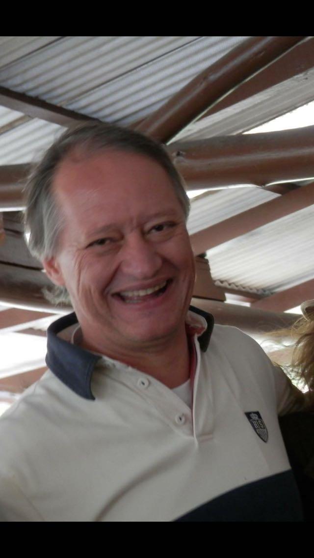 Peter Buscky e o sorriso que sempre cativou os friburguenses (Foto: Arquivo AVS)