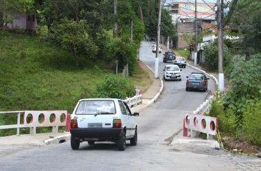 A estreita ponte de São Geraldo (Arquivo AVS/ Henrique Pinheiro)