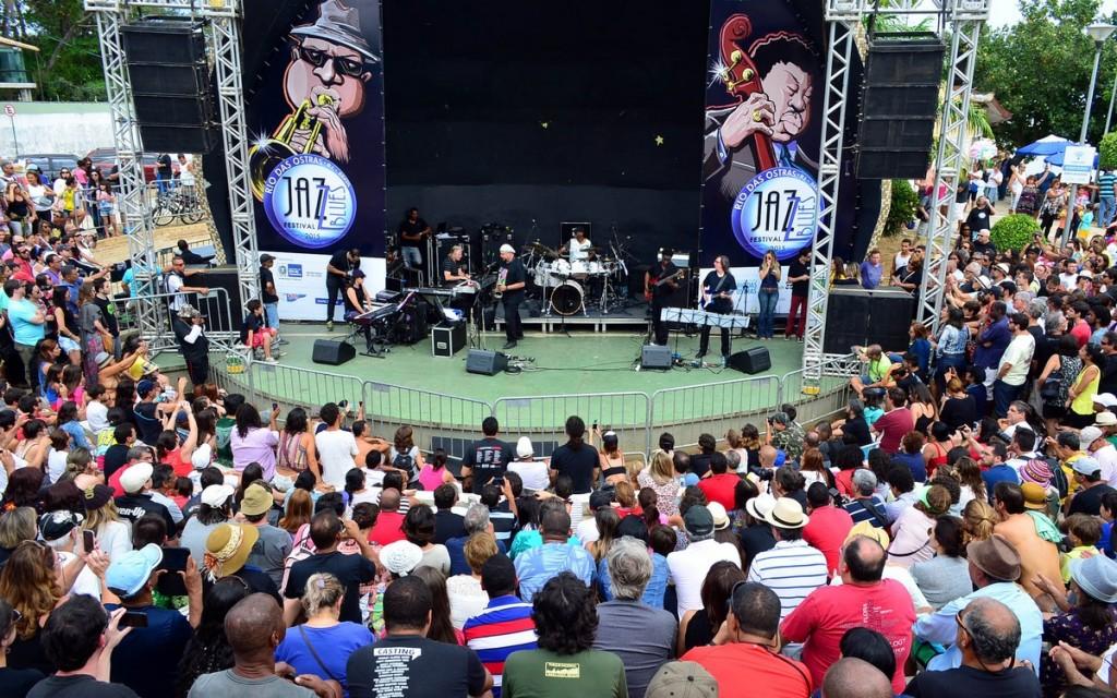 O Jazz & Blues Festival de Rio das Ostras