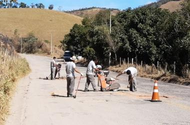 Os trabalhos na estrada (Divulgação)