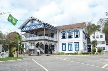 O Sanatório Naval, onde os estudantes ficarão hospedados (Arquivo AVS)