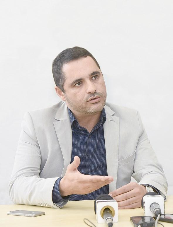 O procurador geral do município, Sávio Rodrigues: plenos poderes para requisitar informações (Arquivo AVS)