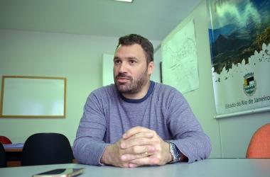 O secretário municipal de Turismo, Pablo Sprei (Arquivo AVS)