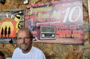 Vovô em seu bar em Lumiar, um dos homenageados (Foto: Tripadvisor)