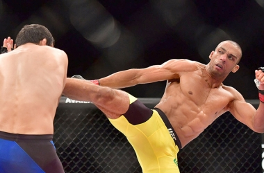 Após mais uma vitória marcante, Barboza aguarda oportunidade para lutar pelo cinturão do UFC