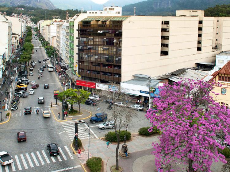 Friburgo tem a melhor posição entre admissões e demissões na Serra