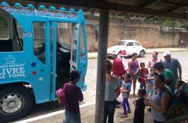 Ônibus de Natal da Faol já está em circulação