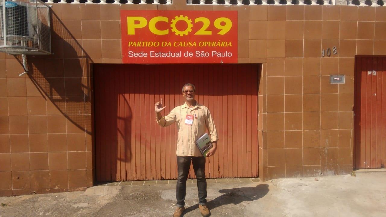 A entrevista do candidato a governador Luiz Eugenio Honorato ao AVS