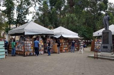 A Feira Literária Universo Cultural (Foto: Alerrandre Barros)